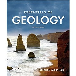NEW || MARSHAK / ESSENTIALS OF GEOLOGY 6th