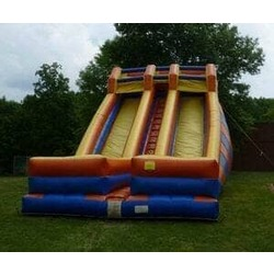 24ft Double Slide (DRY)