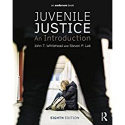 New| WHITEHEAD / JUVENILE JUSTICE| Instructor: MITCHELL