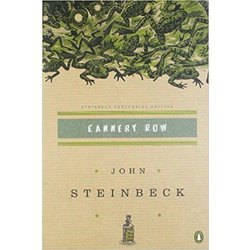 NEW || STEINBECK / CANNERY ROW