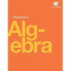 NEW || OPENSTAX / ELEMENTARY ALGEBRA PCC (POD)