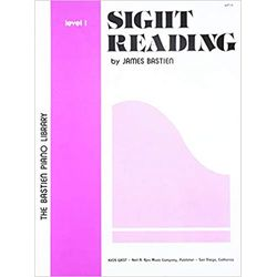 NEW || BASTIEN / SIGHT READING (PURCHASE ONLY)