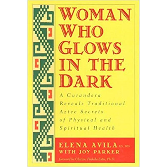 USED || AVILA / WOMAN WHO GLOWS IN THE DARK