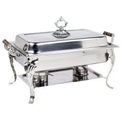 CHAFER, 8 QT - DELUXE