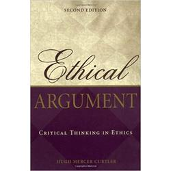 NEW || CURTLER / ETHICAL ARGUMENT