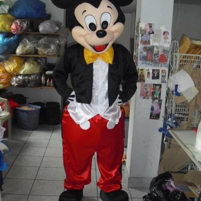 mickey theme party