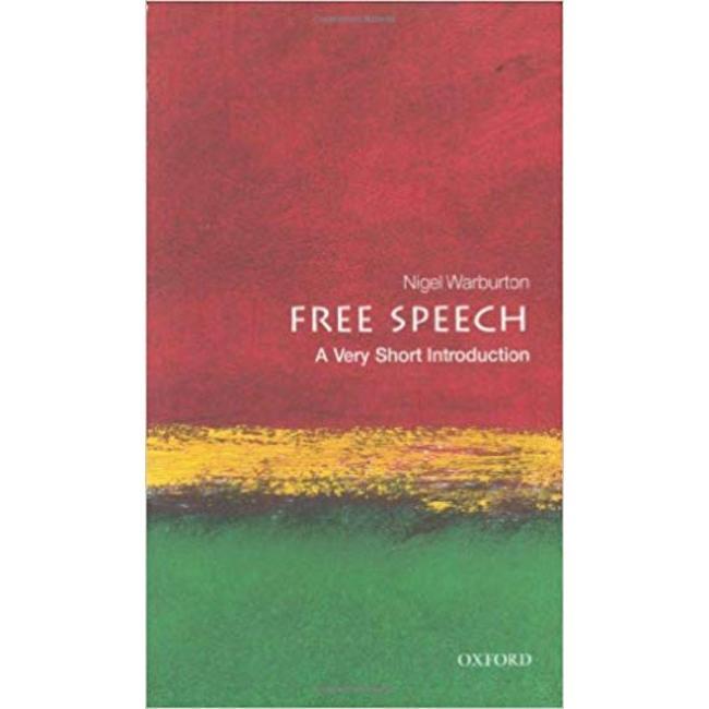USED || WARBURTON / FREE SPEECH: A VERY SHORT INTRO
