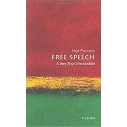 USED || WARBURTON / FREE SPEECH: A VERY SHORT INTRO