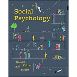 USED || GILOVICH / SOCIAL PSYCHOLOGY