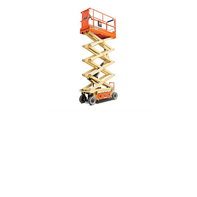 JLG 2630 Scissorlift, 26', and comparable models