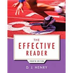 Used| HENRY / EFFECTIVE READER| Instructor: BELL