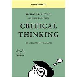NEW || EPSTEIN / CRITICAL THINKING 5th ED