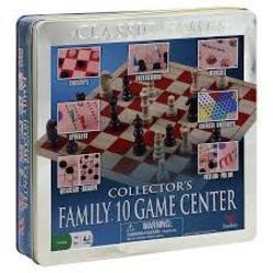 10 Boardgames in 1