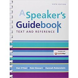 USED || OHAIR / SPEAKER'S GUIDEBOOK 6TH ED