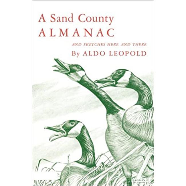 USED    SAND COUNTY ALMANAC