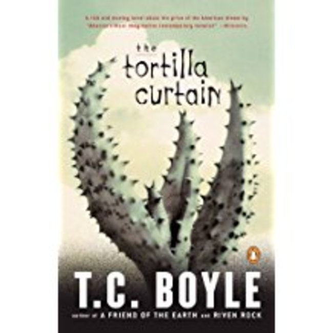 Used| BOYLE / TORTILLA CURTAIN| Instructor: FERNANDEZ
