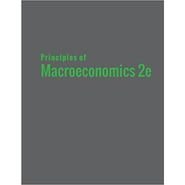 USED || OPENSTAX / PRINCIPLES OF MACROECONOMICS