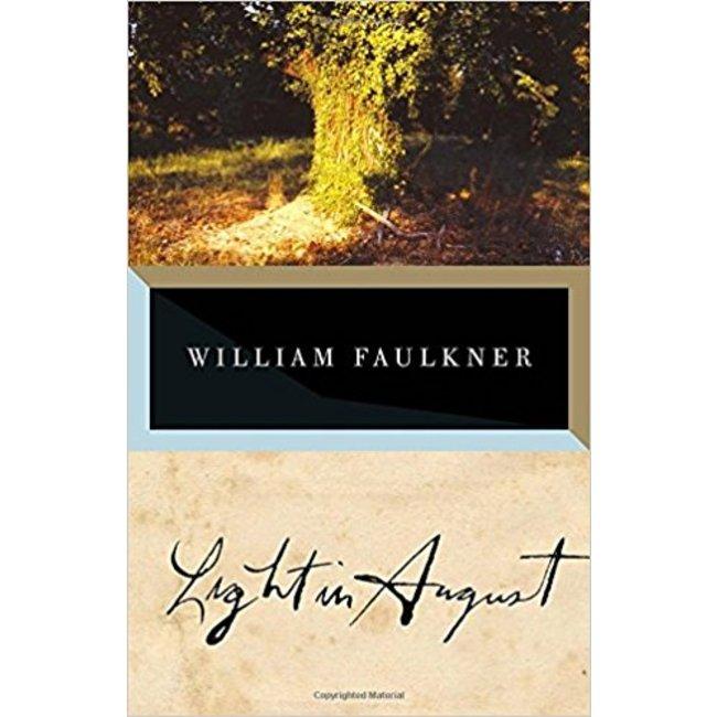 NEW    FAULKNER / LIGHT IN AUGUST