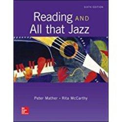 NEW || MATHER / READING & ALL THAT JAZZ