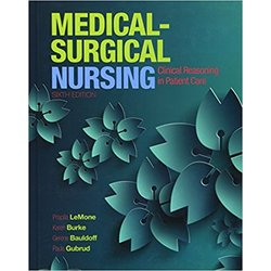 NEW || LEMONE / MEDICAL SURGICAL NURSING