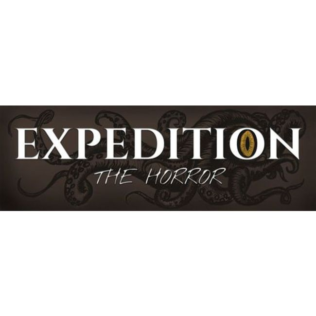 Expedition The Role-Playing Card Game w/ The Horror Expansion