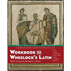 USED || COMEAU / WORKBOOK FOR WHEELOCK'S LATIN 3RD REV