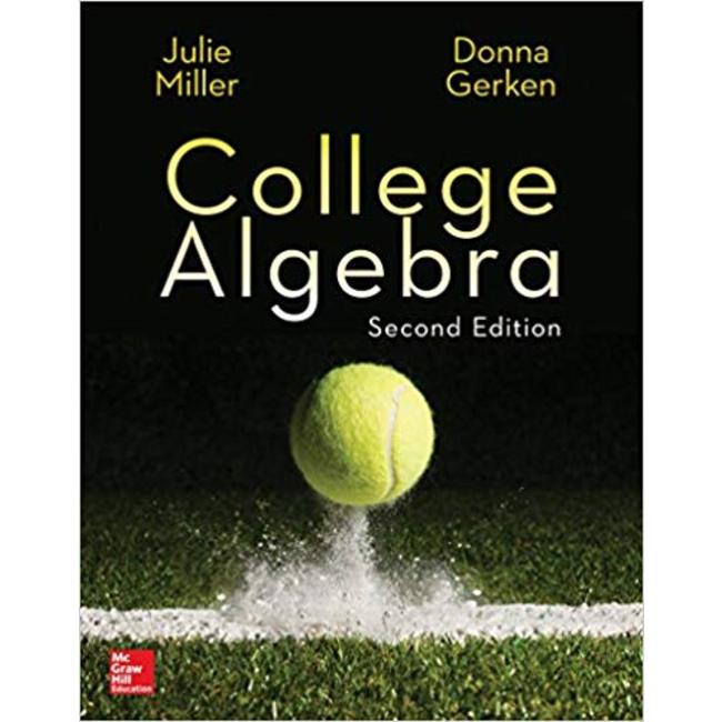 USED || MILLER / COLLEGE ALGEBRA (MATH 3)