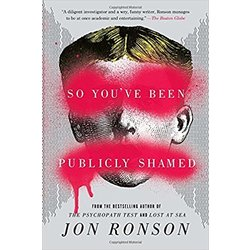NEW    RONSON / SO YOU'VE BEEN PUBLICLY SHAMED
