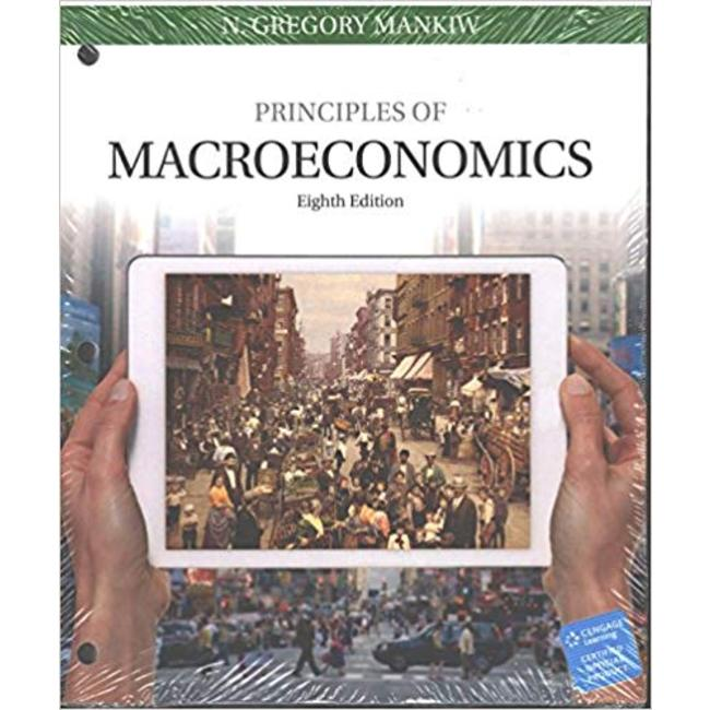 USED || MANKIW / PRINC OF MACROECON -LL-8TH ED