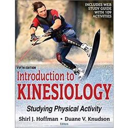 USED || INTRO TO KINESIOLOGY W/SG 5-ED LL