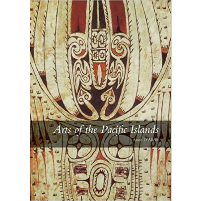 USED || DALLEVA / ARTS OF THE PACIFIC ISLANDS