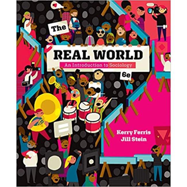 NEW    FERRIS / REAL WORLD 6th
