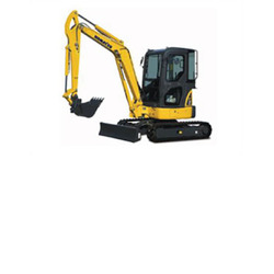 Komatsu PC35 Compact Excavator, 7,700 lb, and comparable models