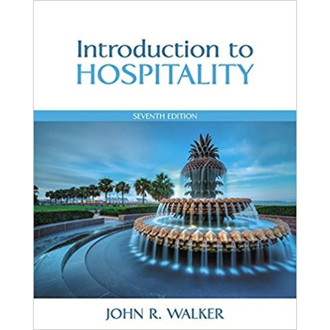 NEW || WALKER / INTRO TO HOSPITALITY