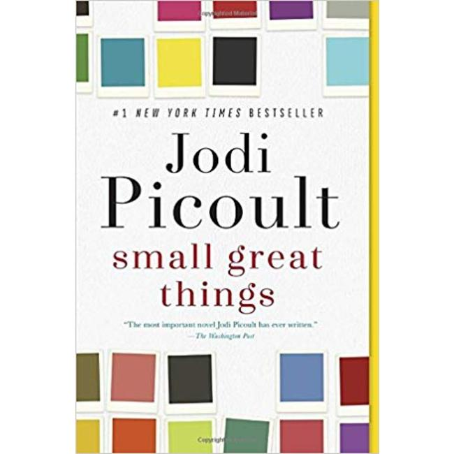 NEW    PICOULT / SMALL GREAT THINGS