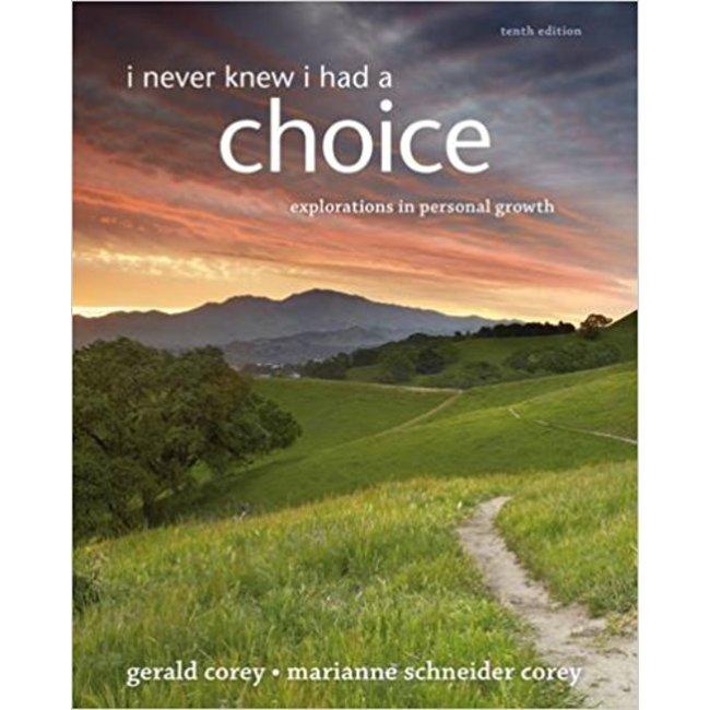 USED || COREY / I NEVER KNEW I HAD A CHOICE (10th PB)