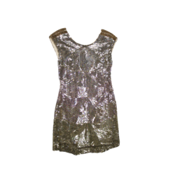 Shades Gold sequins dress