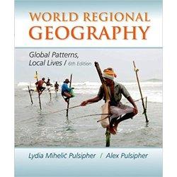 USED || PULSIPHER / WORLD REG GEOG (6th PA)