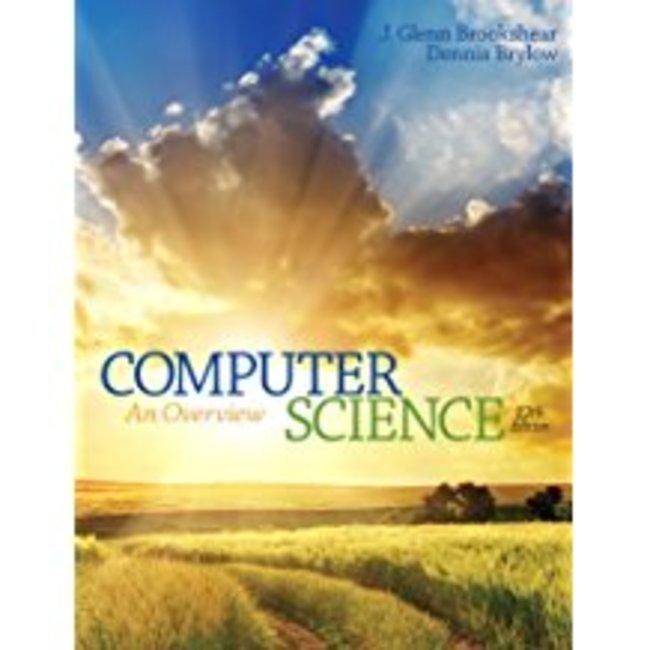 NEW || BROOKSHEAR / COMPUTER SCIENCE