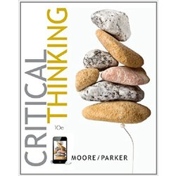 USED || MOORE / CRITICAL THINKING 10th ED