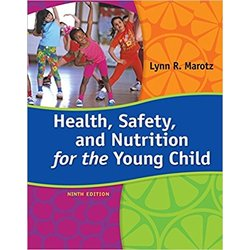 USED    MAROTZ / HEALTH, SAFETY & NUTRITION FOR YOUNG CHILD