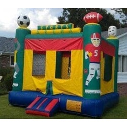 15' x 15' Sports Bounce