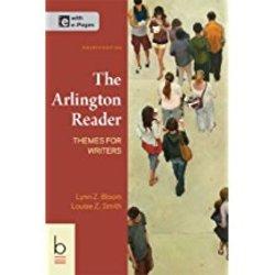 New| BLOOM / ARLINGTON READER| Instructor: FREIJE