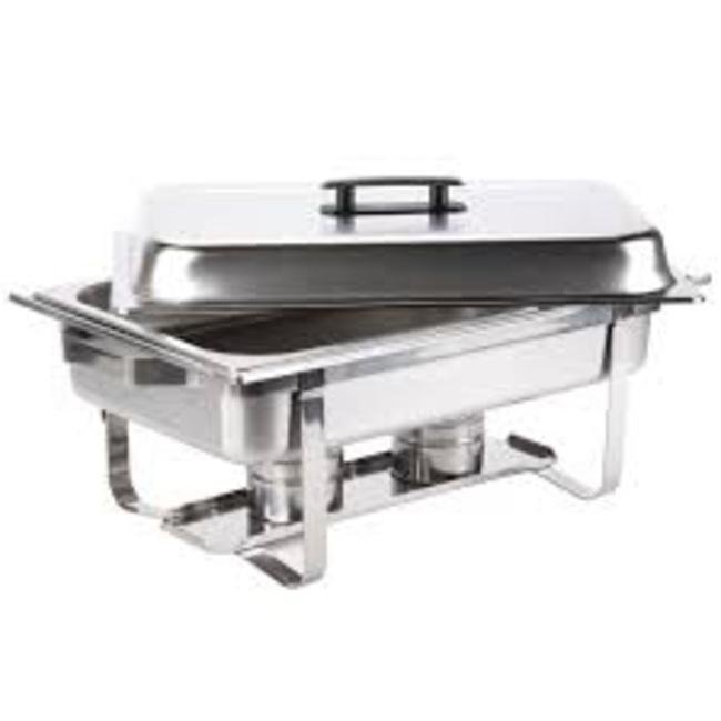 8 QT. Chafing Dish Rectangular