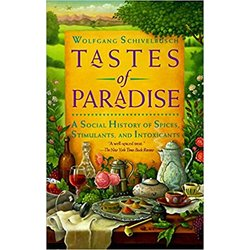 NEW    SCHIVELBUSCH / TASTES OF PARADISE