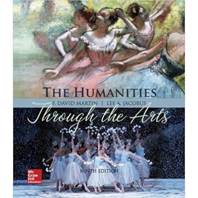 USED || MARTIN / HUMANITIES THRU THE ARTS 9th PA