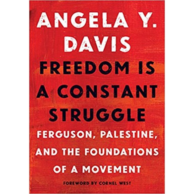 USED    DAVIS / FREEDOM IS A CONSTANT STRUGGLE