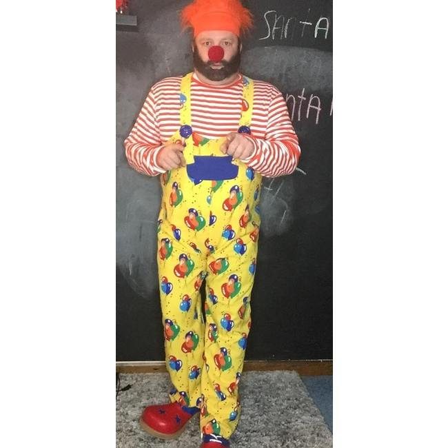 clown party deal