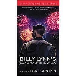 NEW || FOUNTAIN / BILLY LYNNS HALFTIME WALK