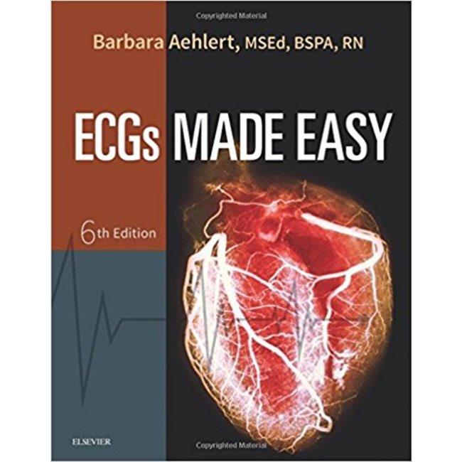 NEW || AEHLERT / ECGS MADE EASY (6th PB)